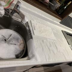 キッチン泡ハイター | 花王(漂白剤)を使ったクチコミ(1枚目)