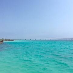 沖縄/お出かけ/青い海/梅雨/宮古島/宮古ブルー/... 梅雨はどこへやらの沖縄地方。 今日も一日…