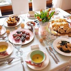 ホームパーティ―/おもてなし/春/料理研究家/アンナのキッチン/わたしのごはん お友達を招いてのホームパーティを開催しま…