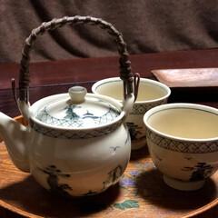 茶器/有田焼/器好き/うつわ/雑貨 地元のお茶やさんの店内をうろうろしてて見…(1枚目)