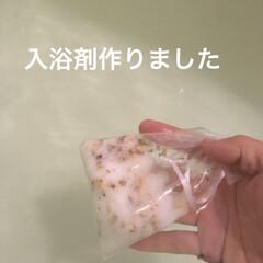 国産エプソムソルト 10Kg 計量スプーン付き(入浴剤)を使ったクチコミ「バスソルト作ってみたいなぁと思い 調べた…」(1枚目)