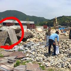 造園/石材/背板 「背板のお問い合わせ」  昨日、UPした…
