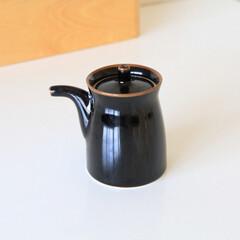 波佐見焼 白山陶器 しょうゆさし G型しょうゆさし 白磁 | 白山陶器(醤油さし、卓上調味料入れ)を使ったクチコミ「2019/3/22 Fri 白山陶器の醤…」