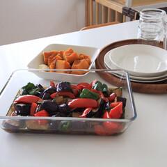 アウトレット イッタラ ティーマ ホワイト 016459 スクエアプレート 16×16cm | イッタラ(皿)を使ったクチコミ「夏になったら食べたくなる栗原はるみさんレ…」