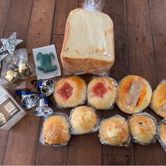あめちゃん/美味しいパンの素敵便🎁💕 コンバンハ(´,,•ω•,,)ノ))☆…