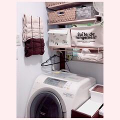 リノベーション 洗面所のリノベーション?だいたい出来た〜…