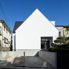OUCHI-40/デザイン住宅/建築家住宅/自由設計/建築/住まい/... 石川淳建築設計事務所で設計したシンプルデ…