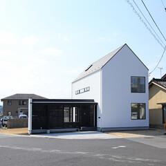 建築/住まい/建築デザイン/シンプル住宅 いずもの家 OUCHI-22