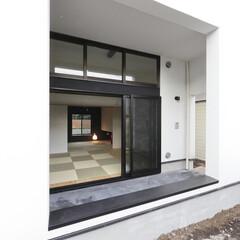 デザイン住宅/住宅デザイン/建築家住宅/OUCHI-40/自由設計/建築家と建てる家/... 石川淳建築設計事務所で設計したシンプルデ…