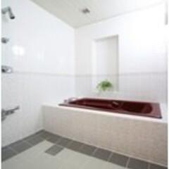 風呂/リノベーション/マンション リノベーションで風呂がスッキリと明るくな…