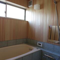 自然素材/木 お風呂