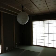 自然素材 和室