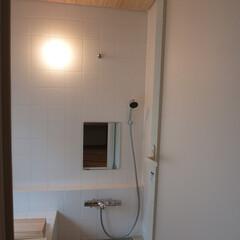 お風呂 自然素材/在来浴槽 浴室