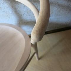 木/椅子 椅子細部