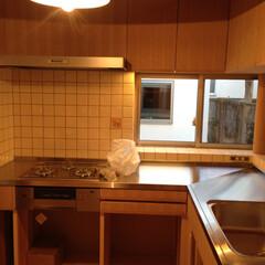 台所/自然素材/制作キッチン キッチン