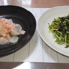 健康オタク/雑穀米/黒豆/味噌鍋/野菜たっぷり/フォロー大歓迎/... こんにちは~😃 今日はかぶとベーコンのコ…