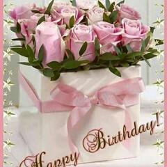 お誕生日 今日はお嫁さんのお誕生日です❣️ おめで…