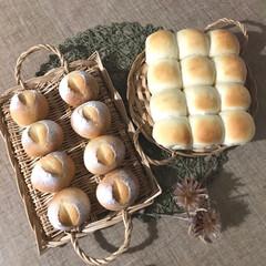 手作り/スイーツ/パン/キッチン/暮らし/わたしのごはん/... たまに無性にパンを焼きたくなります。オー…