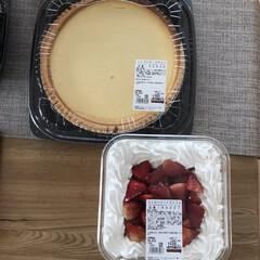 生クリーム/いちご/トライフル/チーズケーキ/甘党/アメリカンサイズ/... コストコに行ったら、必ず購入する「トリプ…