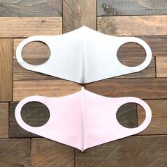 冷感/ひんやり/マスク/おしゃれ/夏対策/夏ファッション 冷感ひんやりマスク。紫外線カットで日焼け…(2枚目)