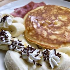 朝ごはん/至福のひととき/暮らし 糖分を補給♪