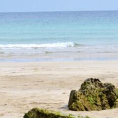 スコットランド/旅の思い出/夏の思い出/空/海/夏/... 忘れられない6年前の海の色。ルイス島を去…