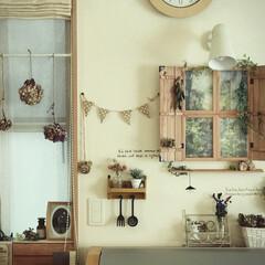 写真フレーム/DIY/雑貨/100均/セリア/ダイソー/... 壁面リメイク中