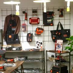 DIY/ブラックアンドデッカー/ブラデカ/ニコアンド/オールドスミスハードウェア/簡単DIY/...