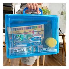 お道具箱/新一年生/文房具/入学準備/雑貨/インテリア/... 4月から小学生の息子の入学準備用品を買っ…
