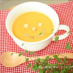 人参/ポタージュスープ/スープ/にんじん 人参のポタージュスープ♪