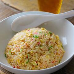 食器/簡単ご飯/炒飯 簡単炒飯でパパっとご飯♪  冷ご飯しかな…