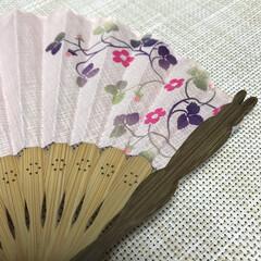 夏グッズ/和小物/和/小物/可愛い/暑い日/... こんばんは(o^^o) いつもありがとう…(2枚目)