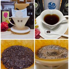 コーヒー大好き/コーヒーだいすき/コーヒーのある暮らし/ouchicafe/おうちかふぇ/おうちcafé/... こんにちは(o^^o) いつもありがとう…