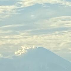 早春みたい/冬の富士山/雪山/景色/風景写真/風景/... こんばんは(o^^o) いつもありがとう…