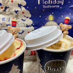 タリーズのホリデー/ほっこりクリスマス/tullys/テイクアウト/お持ち帰り/美味しい/... こんばんは(o^^o) いつもありがとう…