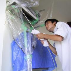 エアコンクリーニング/エアコン洗浄 エアコンクリーニングシーズン到来です。 …