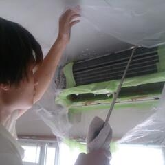エアコンクリーニング/カビ除去/壁掛けエアコン/家庭用エアコンクリーニング/防カビ仕上げ/除菌/... エアコンクリーニング分解洗浄キャンペーン…