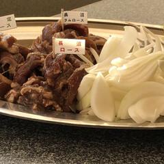ジンガスカン/コロナウィルスに負けない!/家族でドライブ🚗/貸し切り状態/食べくらべ ジンガスカンの食べくらべを堪能💕  時期…