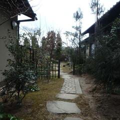 露地/アプローチ/リノベーション 稲美町で庭・露地のアプローチを改修しまし…