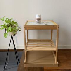 ミルクペイント 4ペンキ DIY 塗装 塗る ペイント 家具 大工 色付け 50mL ターナー | ターナー(ペンキ、塗料)を使ったクチコミ「初めて家具をペイントしてみました!  塗…」