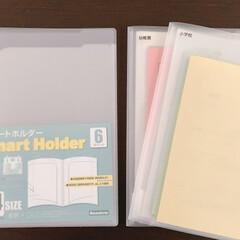 ホームセンターアイテム/書類整理/こどものいる暮らし/整理収納アドバイザー/収納/雑貨/... 最近、気に入っているのがこの『スマートホ…