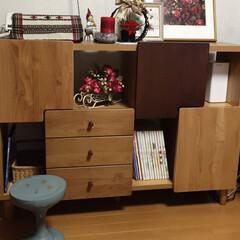 リビング家具/家具 12年目の我が家にサイドボード購入❣️ …