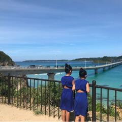 絶景/ドライブ/角島/姉妹コーデ/平成最後の夏/夏コーデ/... 平成最後の夏は山口県の角島へ♡ とっても…