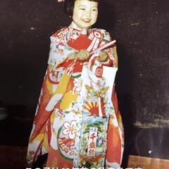 思い出/七五三のお祝い/七五三の昔写真/フォロー大歓迎/秋 母方の叔父が撮った写真です。今も有るのか…