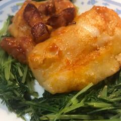 サトウの切り餅 パリッとスリット 2019603 1袋 佐藤食品工業 米加工品(餅)を使ったクチコミ「今日の私のお昼です。  お餅が食べたい時…」