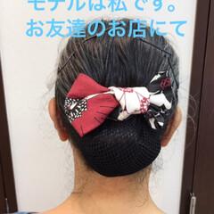 パッチワーク生地で作る髪飾り/手作りバレッタ 又、パッチワークの 生地で作って見ました…(3枚目)