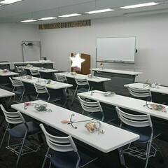 お手伝い/ランチ/イベント/プリザーブドフラワー 昨日はプリザブド教室の先生へ依頼が来た教…(2枚目)