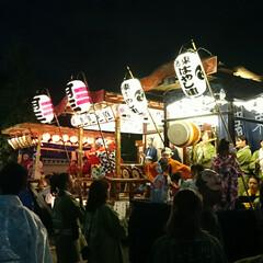 祭典/夏祭り 夏まつりの祭典、3基の囃子連が市内から集…