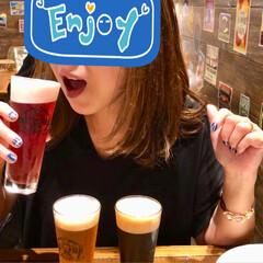 飲み比べ/大阪くらしの今昔館/たこ焼き/至福のひととき/おでかけ/旅行/... 大阪に土日で行って来ました〜☺️  ☆1…(2枚目)