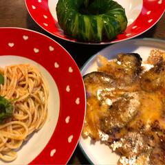 自家栽培/メロン/🍑の食べ比べ/リミ友さんに感謝/至福のひととき/おやつタイム/... 先日頂いた🍑🎶 贅沢に家族皆で食べ比べさ…(6枚目)